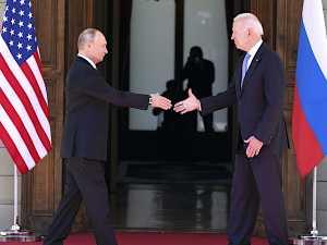 Trump: Biden 'Gave Very Big Stage' to Putin, 'Got Nothing' for It